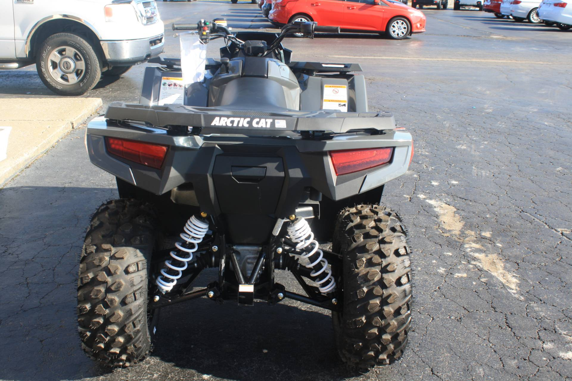 2020 Arctic Cat Alterra 570 EPS in Campbellsville, Kentucky - Photo 6