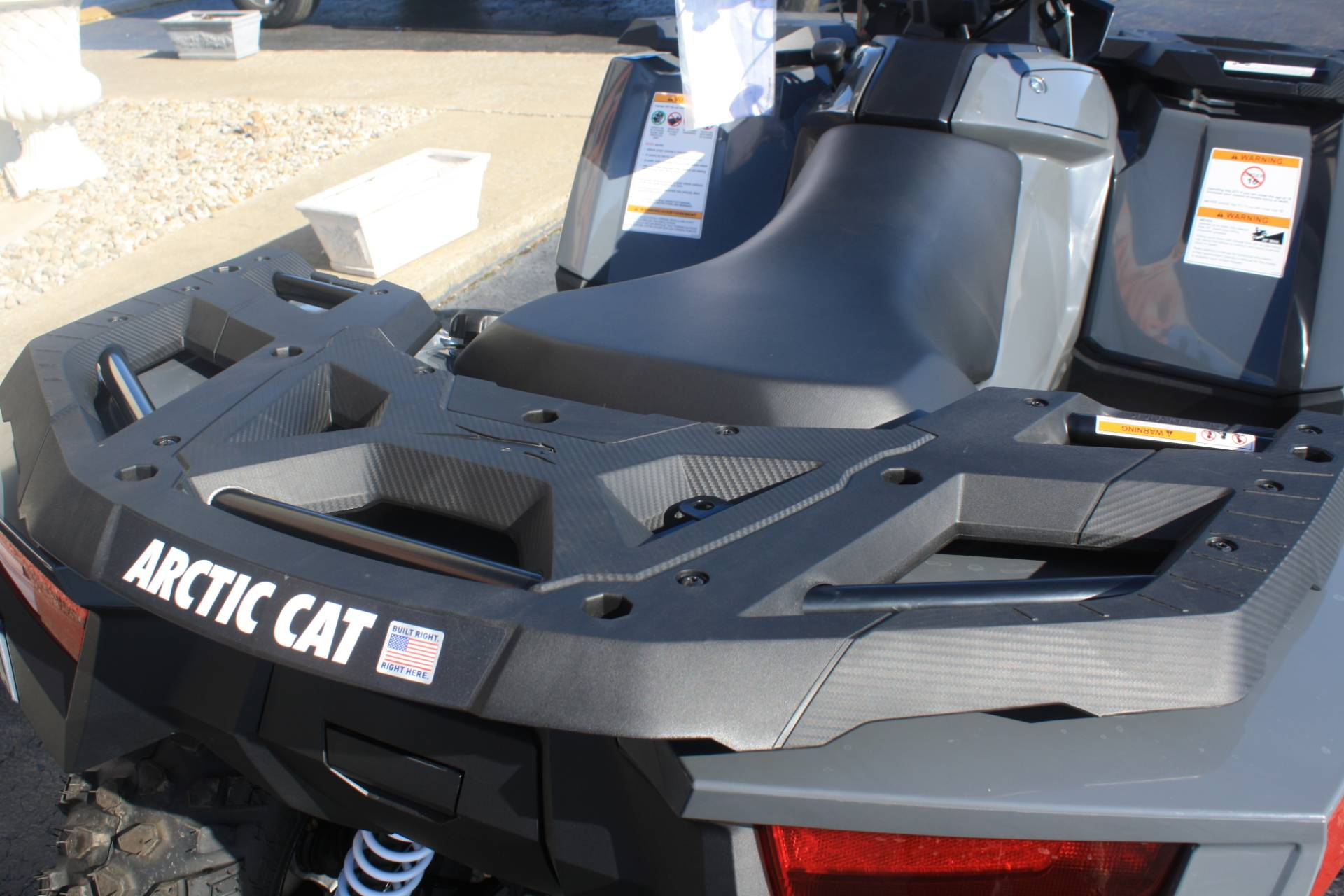 2020 Arctic Cat Alterra 570 EPS in Campbellsville, Kentucky - Photo 8