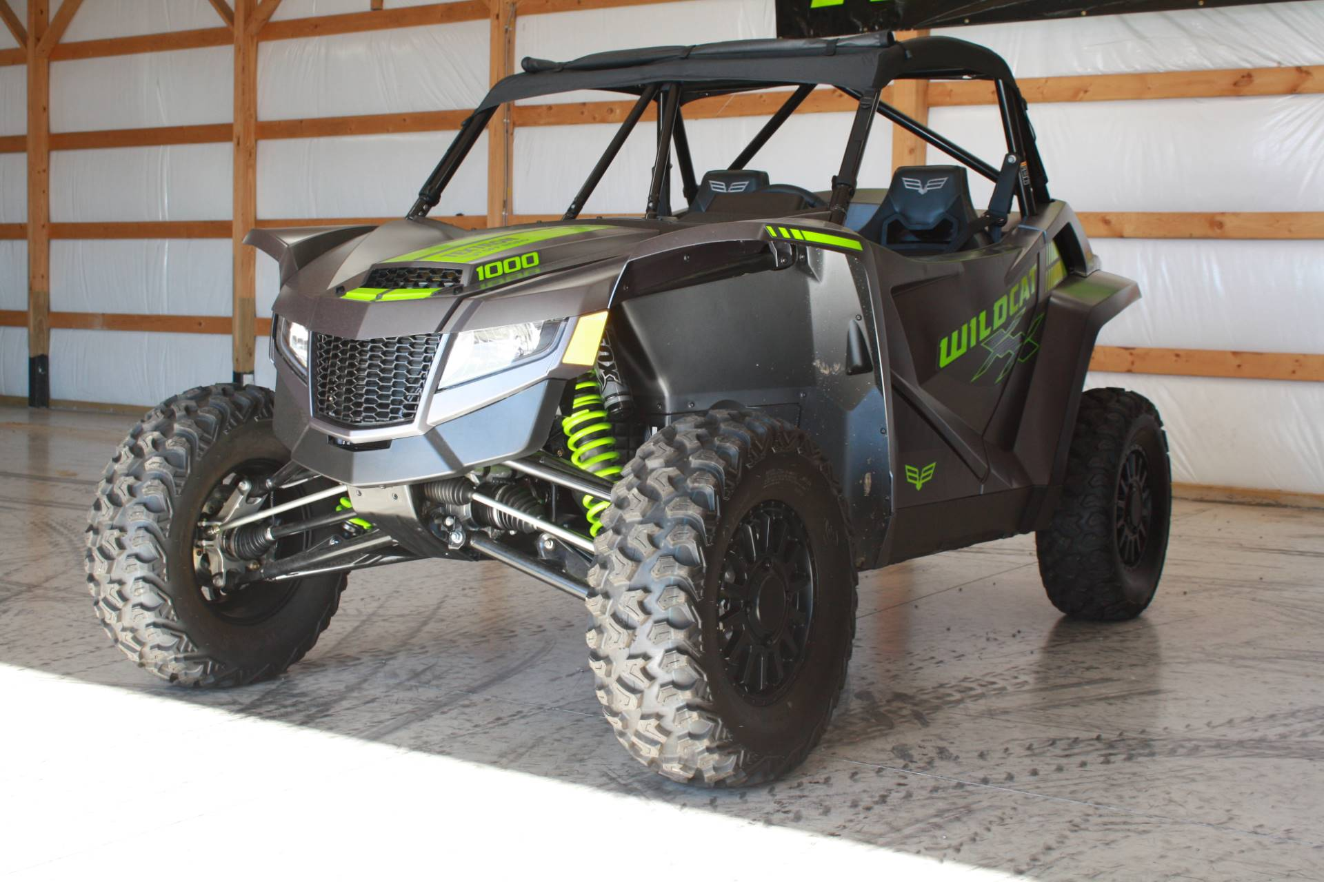 2018 Textron Off Road Wildcat XX in Campbellsville, Kentucky