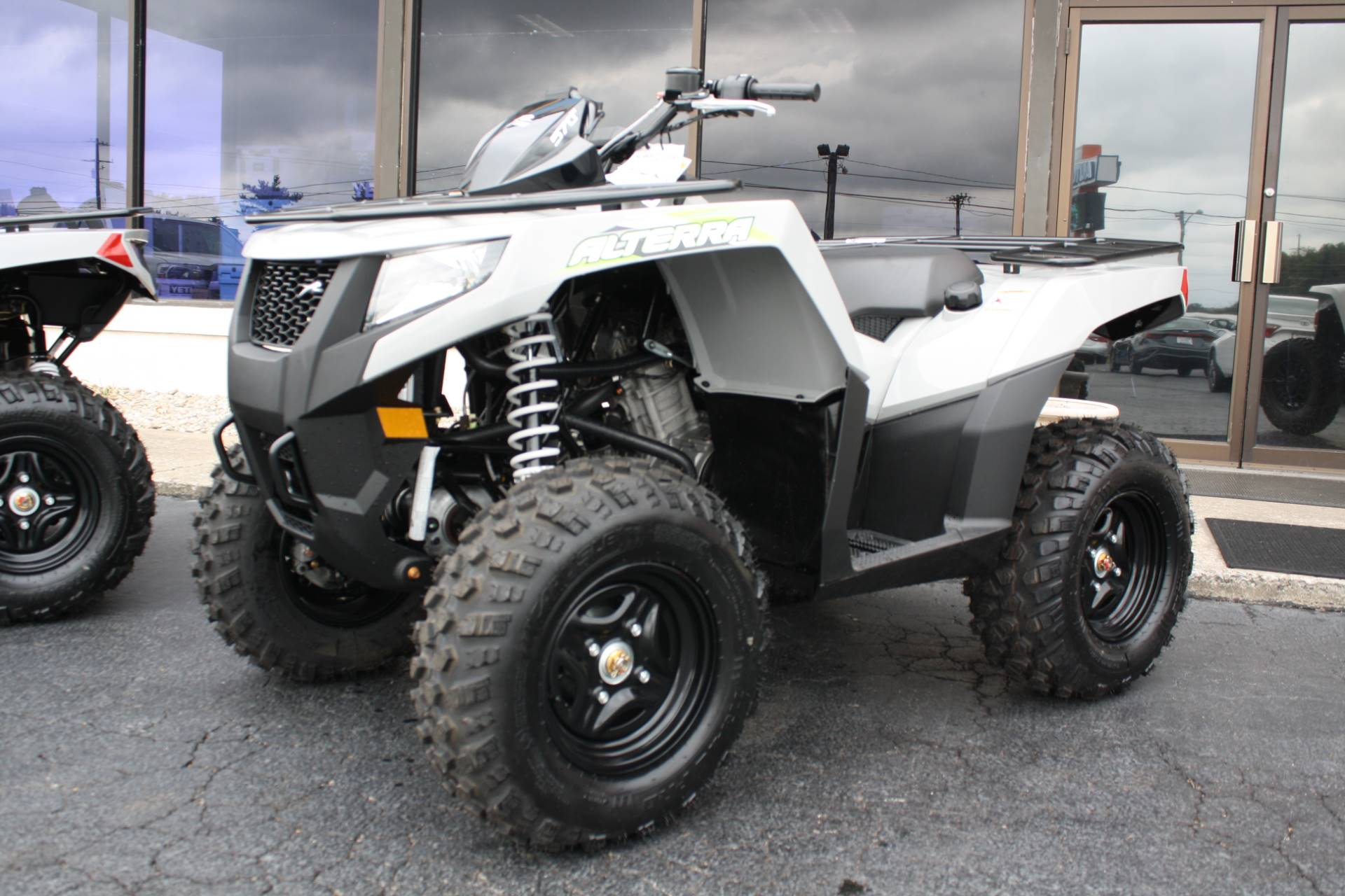 2020 Arctic Cat Alterra 570 in Campbellsville, Kentucky - Photo 1