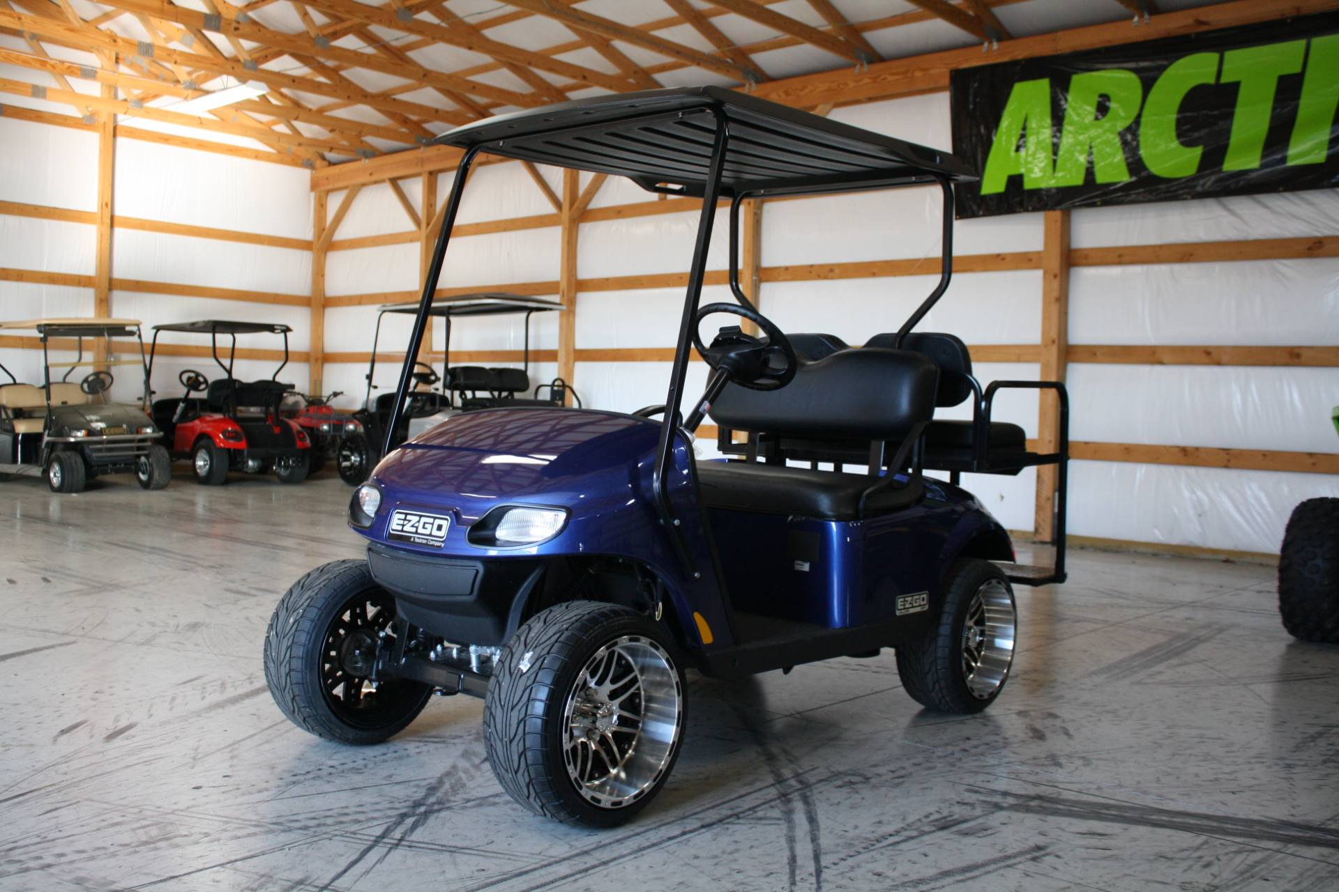 2019 E-Z-GO Express S4 EFI in Campbellsville, Kentucky - Photo 1