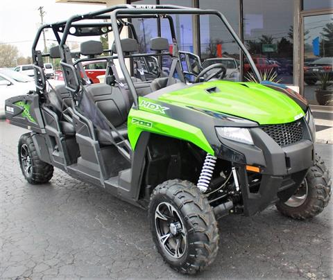 2017 Arctic Cat HDX 700 Crew XT in Campbellsville, Kentucky