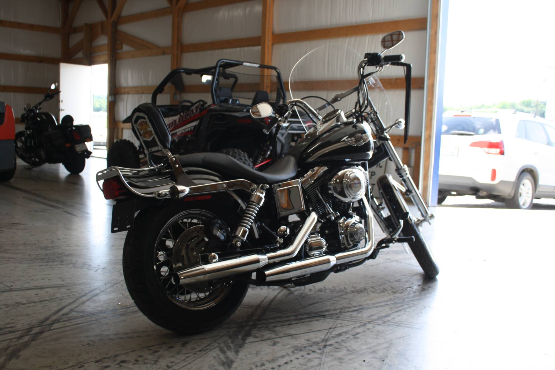 2003 Harley Davidson  Wide Glide in Campbellsville, Kentucky - Photo 4