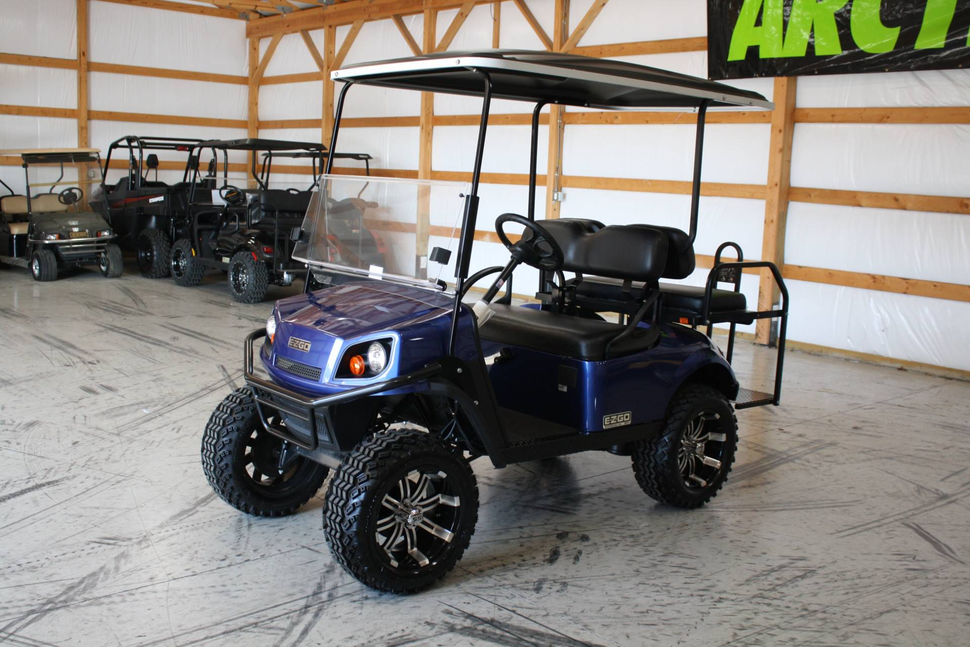 2019 E-Z-Go Express S4 EFI in Campbellsville, Kentucky - Photo 8