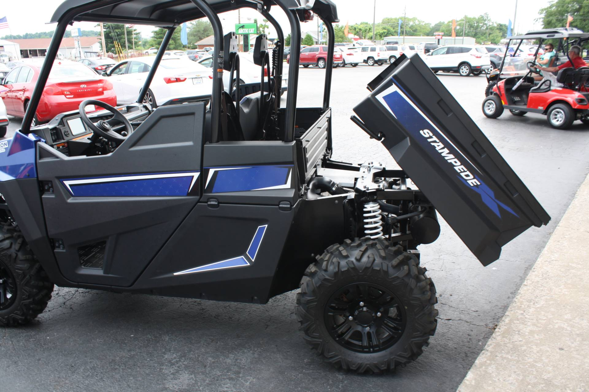 2018 Textron Off Road Stampede X in Campbellsville, Kentucky - Photo 10