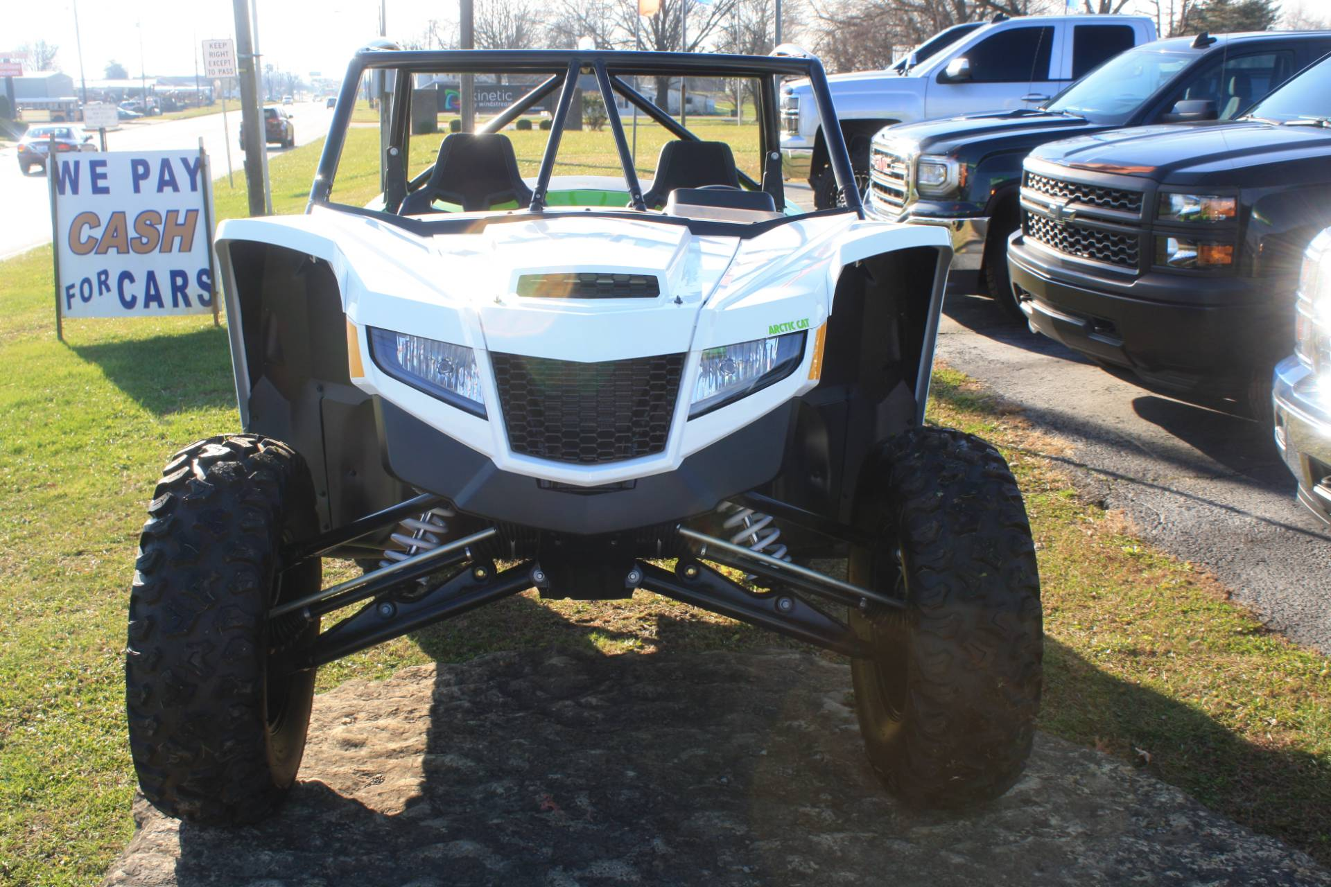 2021 Arctic Cat Wildcat XX in Campbellsville, Kentucky - Photo 2