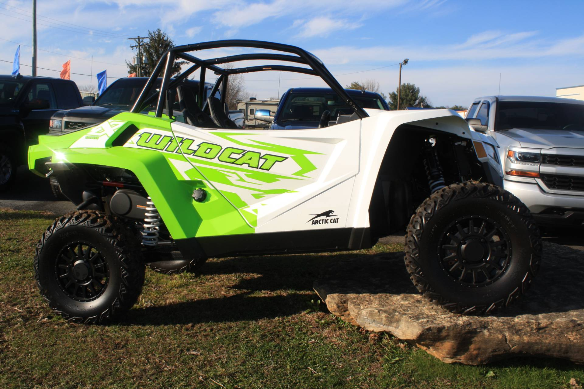 2021 Arctic Cat Wildcat XX in Campbellsville, Kentucky - Photo 3