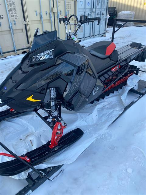 2021 Polaris 850 PRO RMK QD2 163 3 in. SC in Healy, Alaska - Photo 2