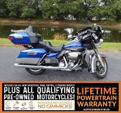 2017 Harley-Davidson Ultra Limited in Sarasota, Florida - Photo 2