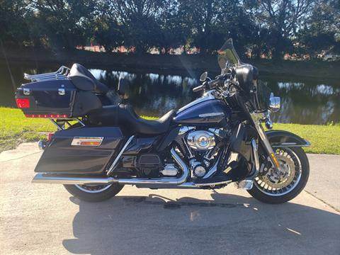 2012 Harley-Davidson Electra Glide® Ultra Limited in Sarasota, Florida - Photo 1