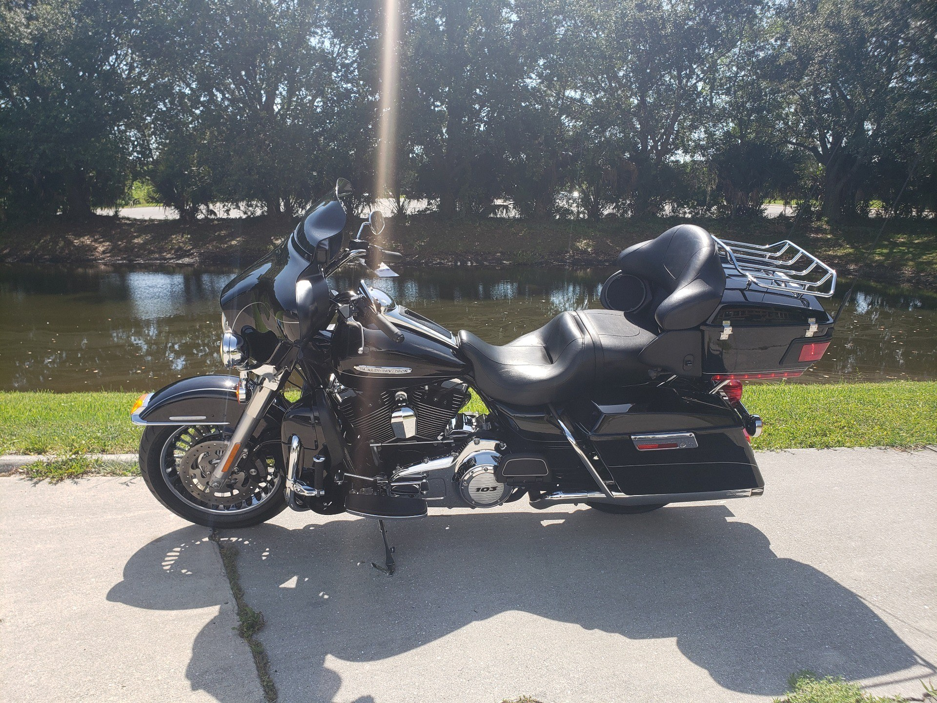 2012 Harley-Davidson Electra Glide® Ultra Limited in Sarasota, Florida - Photo 4