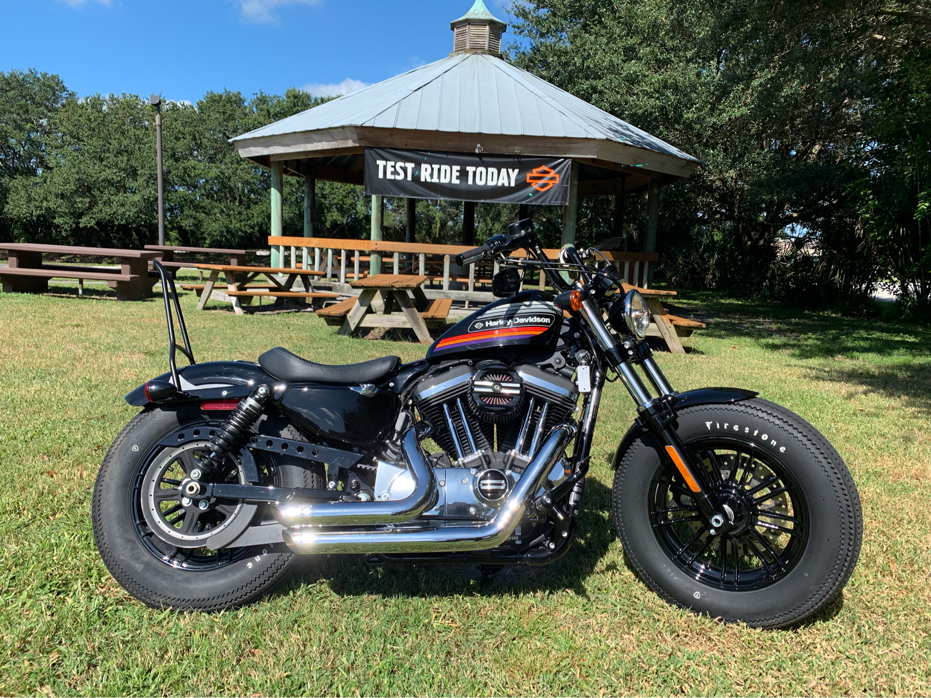 2018 Harley-Davidson Forty-Eight® Special in Sarasota, Florida - Photo 9