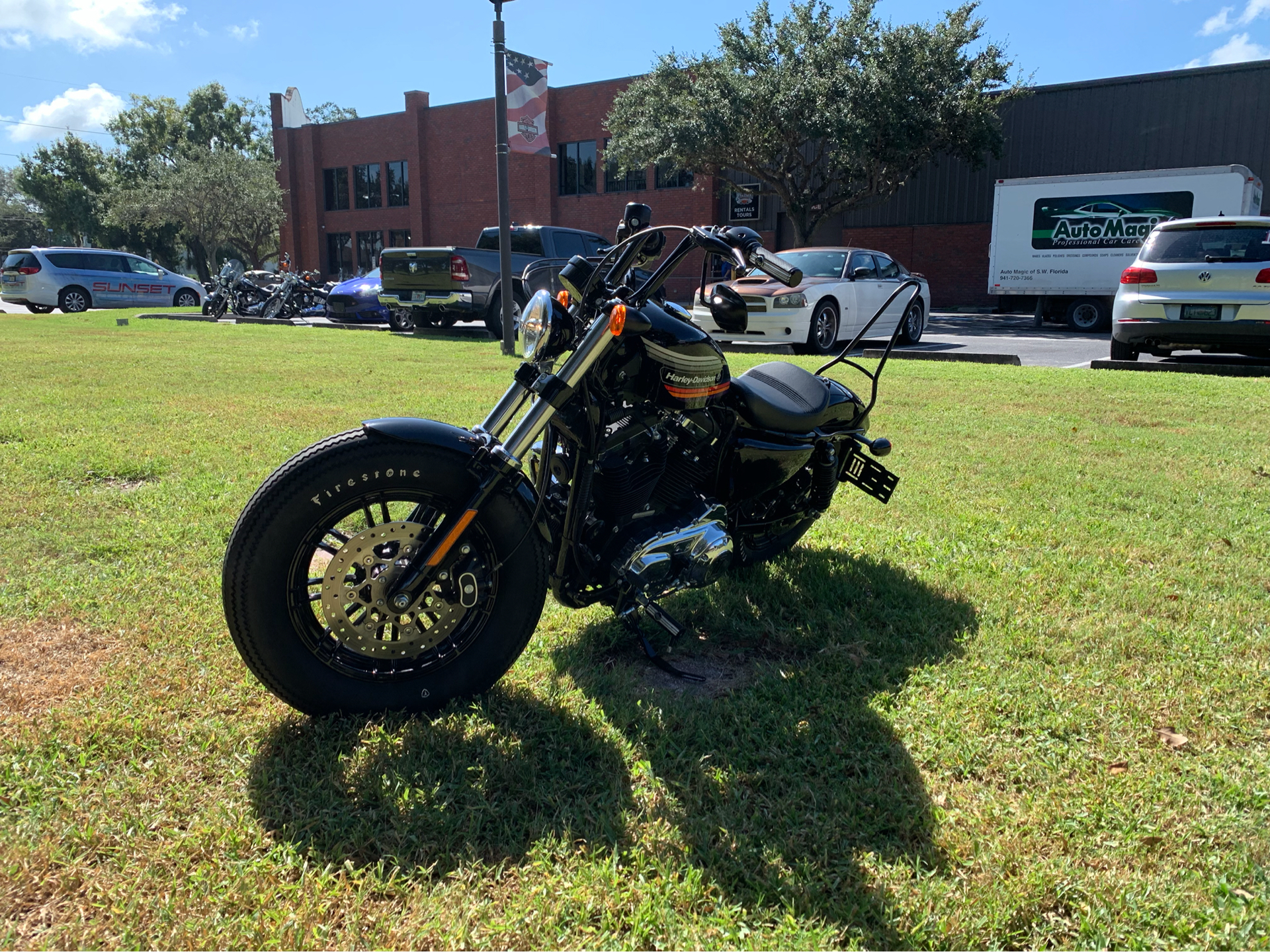 2018 Harley-Davidson Forty-Eight® Special in Sarasota, Florida - Photo 5