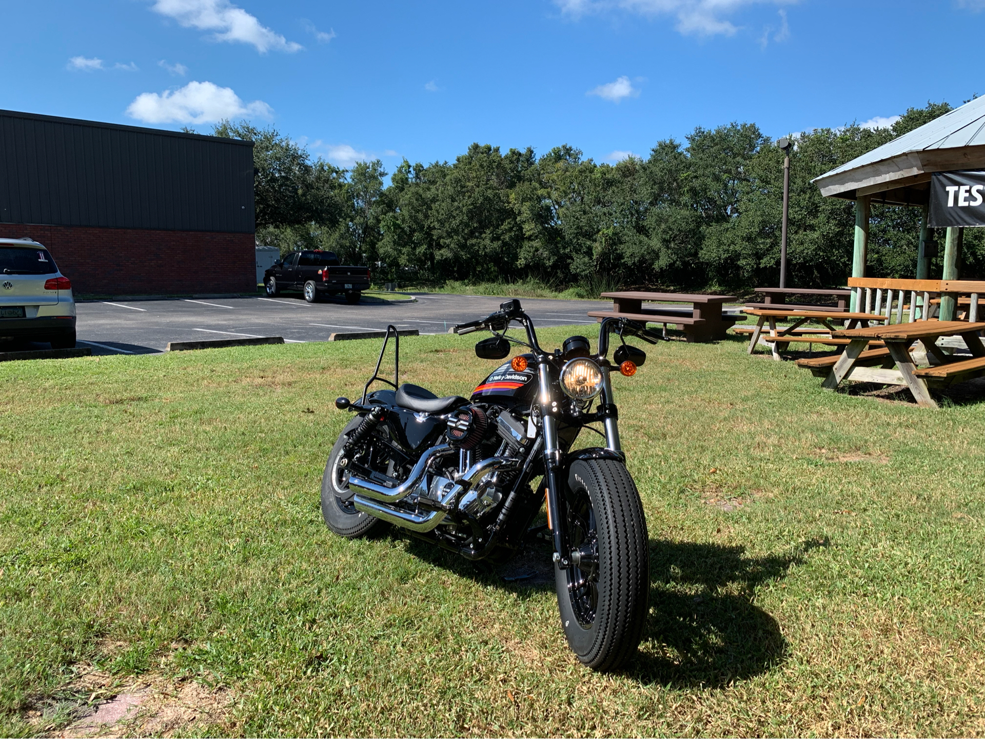 2018 Harley-Davidson Forty-Eight® Special in Sarasota, Florida - Photo 6