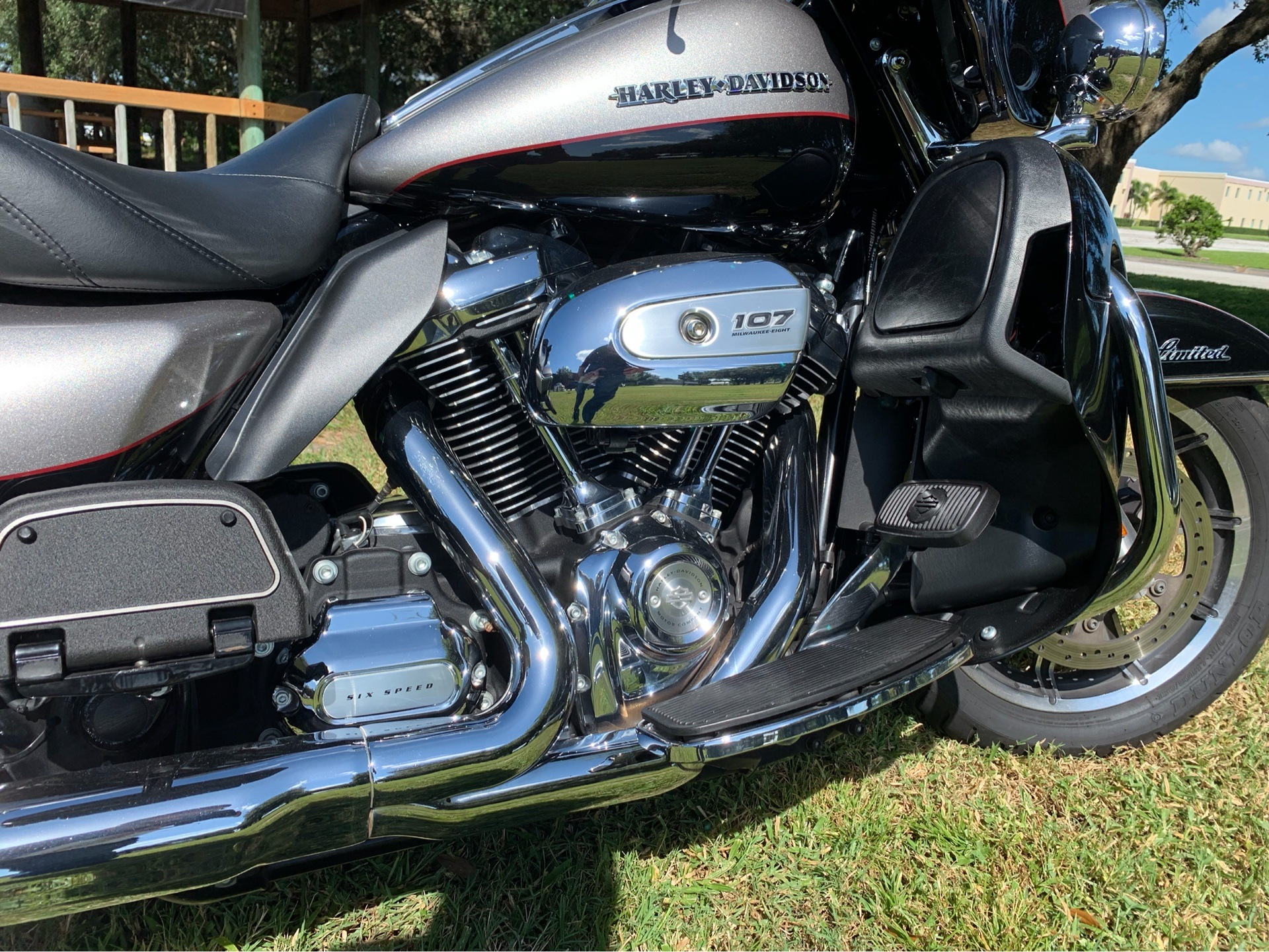 2017 Harley-Davidson Ultra Limited in Sarasota, Florida - Photo 8