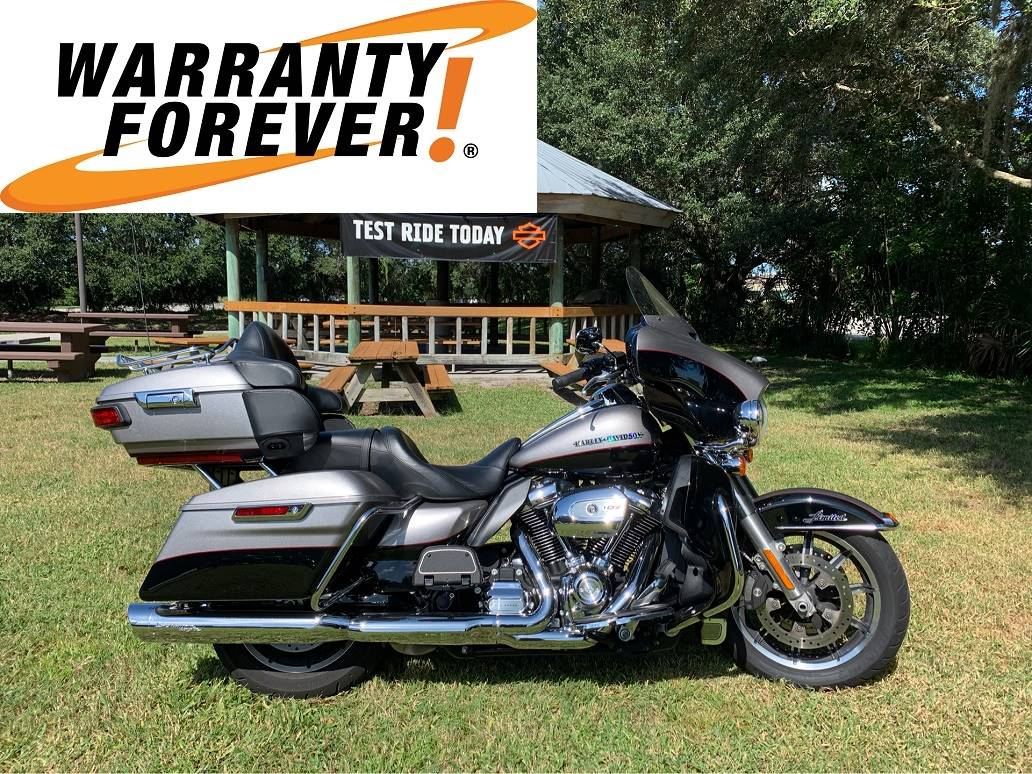 2017 Harley-Davidson Ultra Limited in Sarasota, Florida - Photo 1