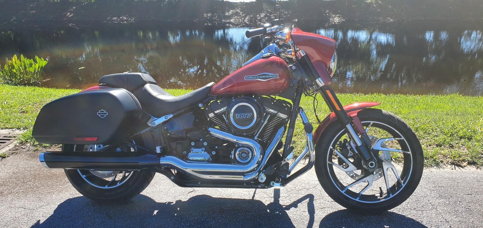 2019 Harley-Davidson Sport Glide® in Sarasota, Florida - Photo 1