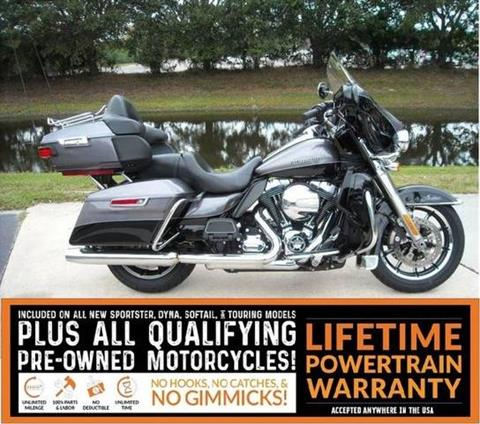 2014 Harley-Davidson Ultra Limited in Sarasota, Florida - Photo 1