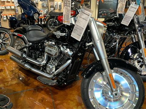 2020 Harley-Davidson Fat Boy® 114 in Sarasota, Florida - Photo 1