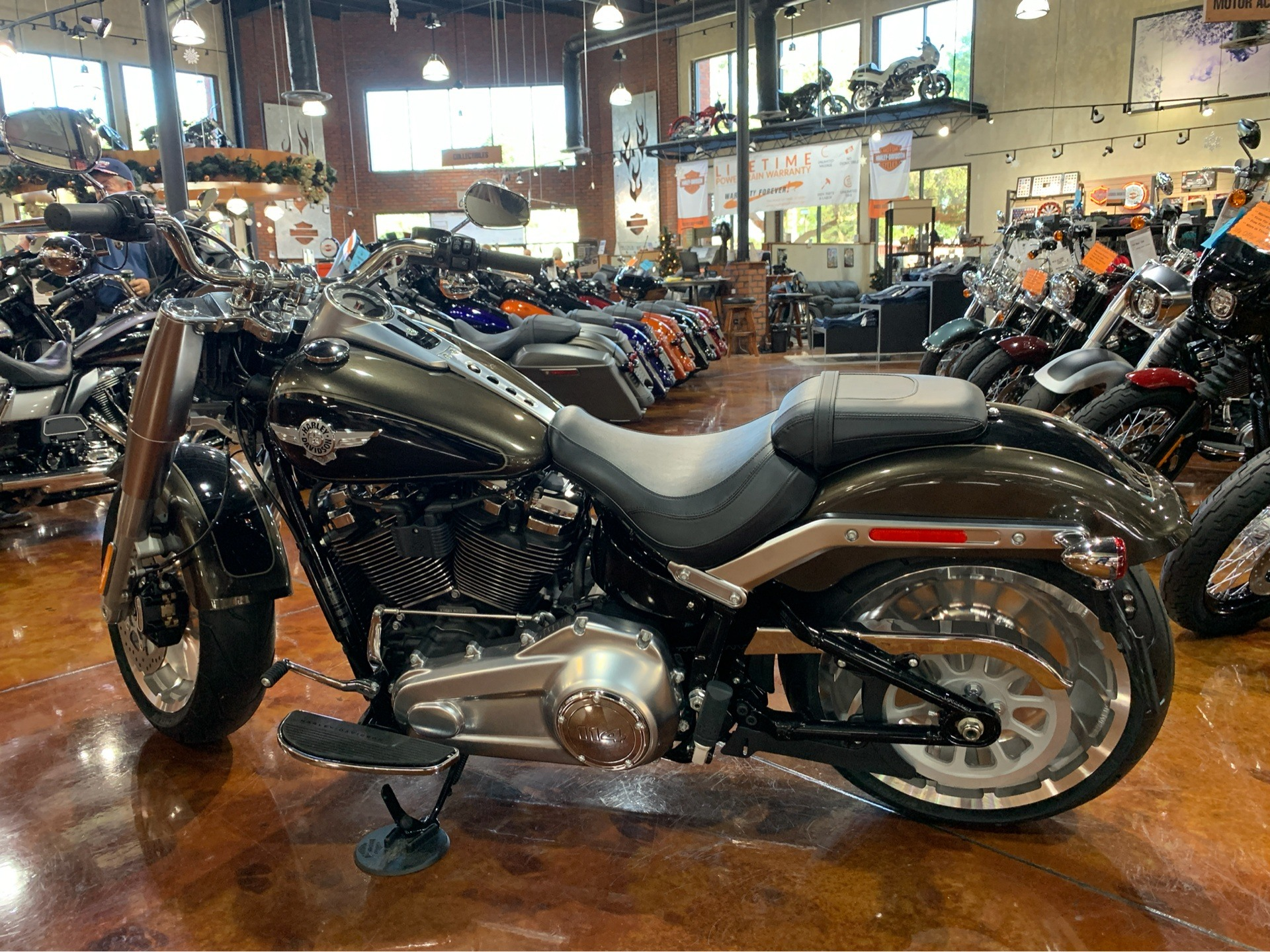2020 Harley-Davidson Fat Boy® 114 in Sarasota, Florida - Photo 7