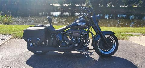 2016 Harley-Davidson Fat Boy® S in Sarasota, Florida - Photo 1