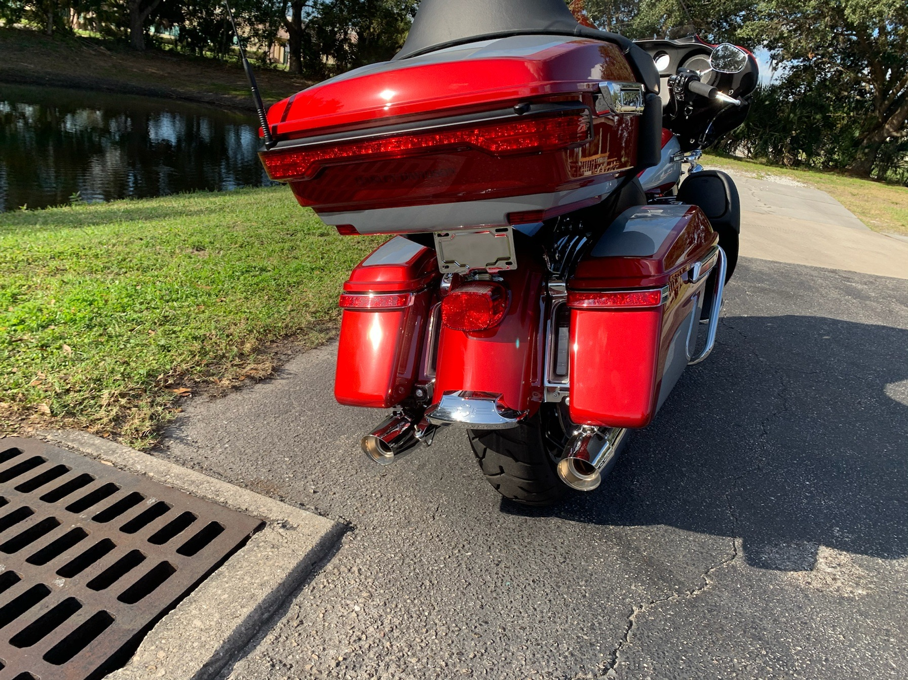 2019 Harley-Davidson Electra Glide® Ultra Classic® in Sarasota, Florida - Photo 8