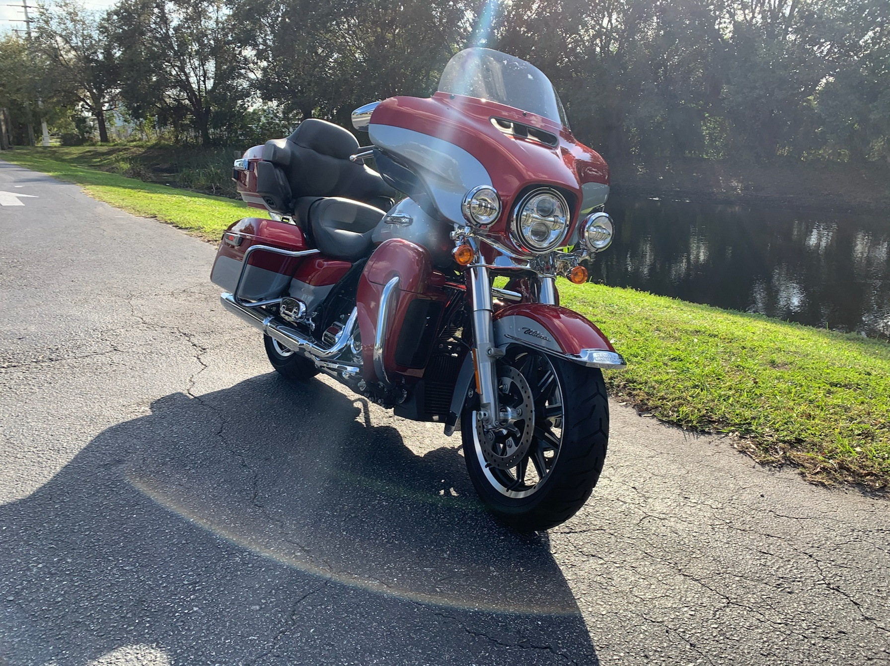 2019 Harley-Davidson Electra Glide® Ultra Classic® in Sarasota, Florida - Photo 9