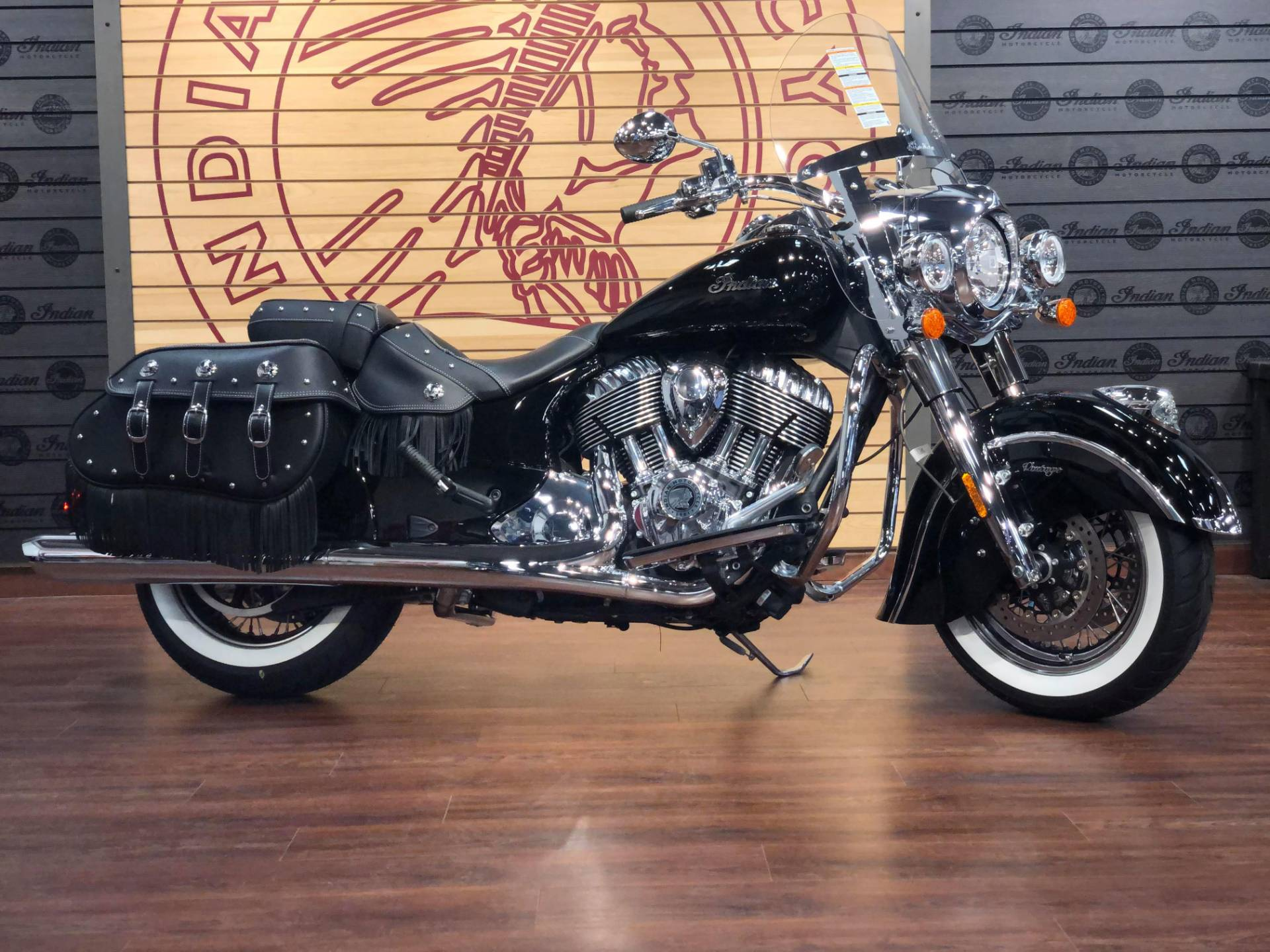 2020 Indian Chief® Vintage ABS in Saint Clairsville, Ohio - Photo 1