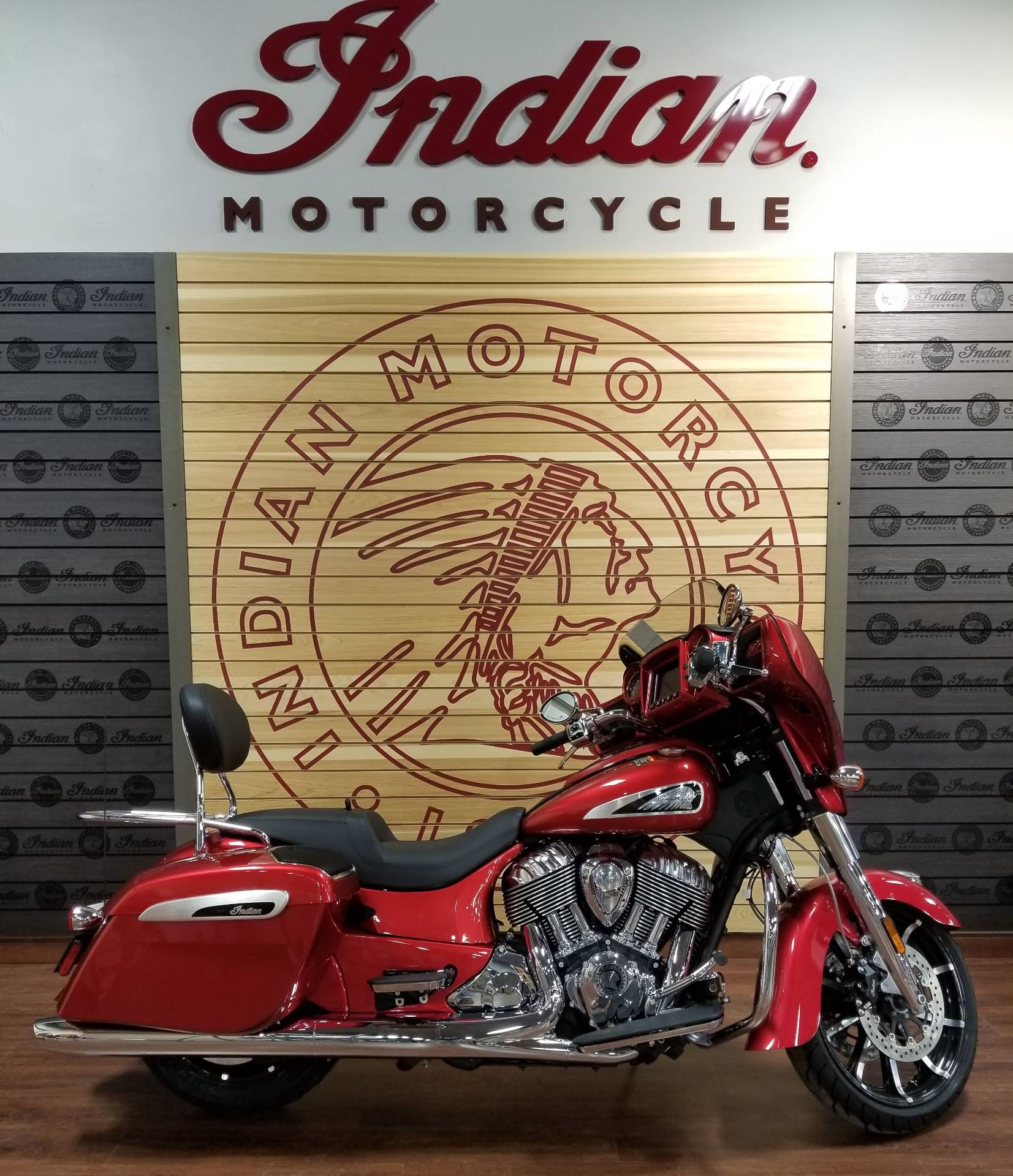 2019 Indian Chieftain® Limited ABS in Saint Clairsville, Ohio - Photo 1