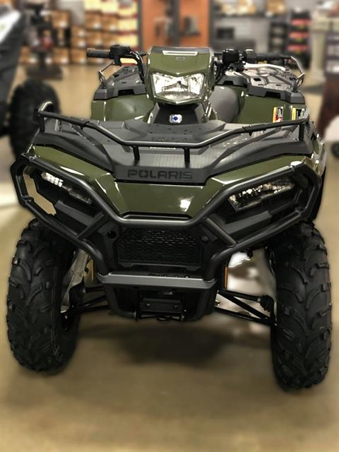 2021 Polaris Sportsman 450 H.O. EPS in Saint Clairsville, Ohio