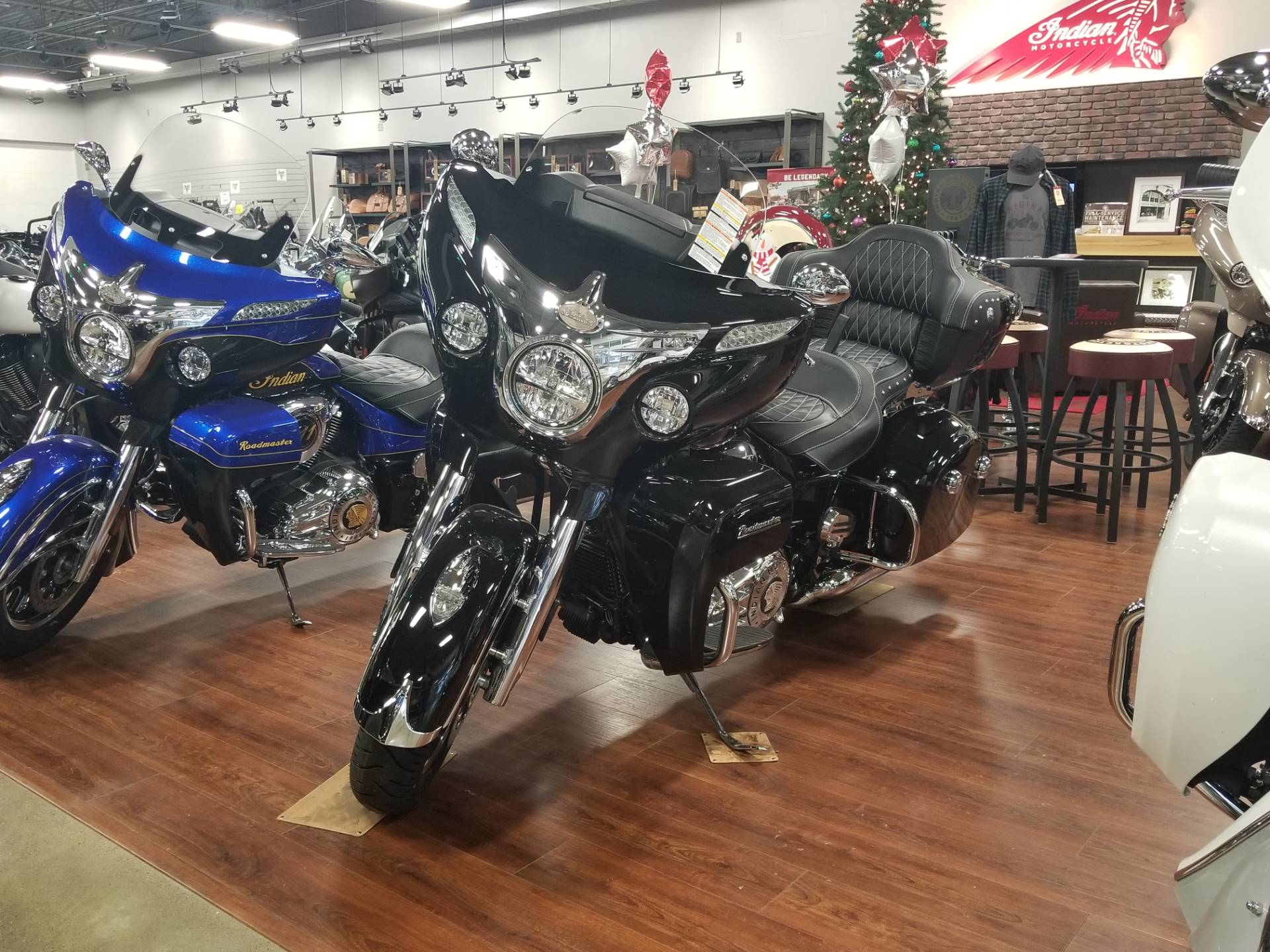 2018 Indian Roadmaster® ABS in Saint Clairsville, Ohio - Photo 1
