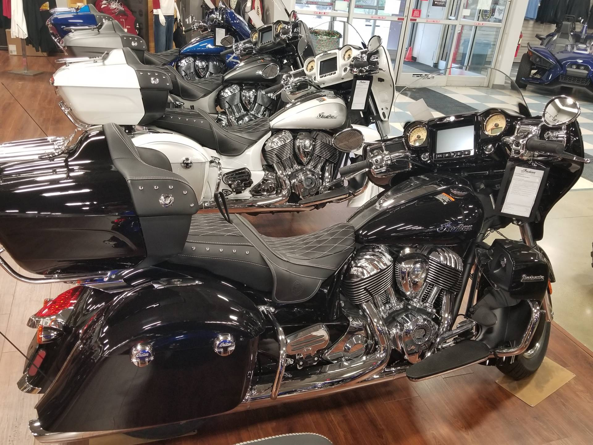 2018 Indian Roadmaster® ABS in Saint Clairsville, Ohio - Photo 3