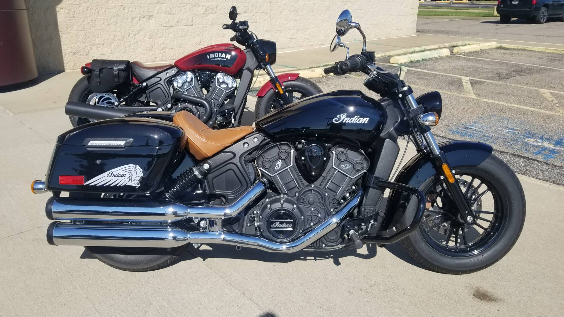 2016 Indian Scout® Sixty in Saint Clairsville, Ohio