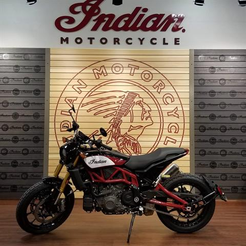 2019 Indian FTR™ 1200 S in Saint Clairsville, Ohio