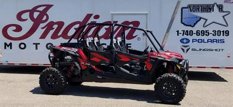 2018 Polaris RZR XP 4 Turbo EPS Fox Edition in Saint Clairsville, Ohio