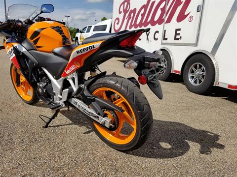 2013 Honda CBR®250R in Saint Clairsville, Ohio - Photo 4