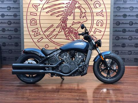 2021 Indian Scout® Bobber Sixty ABS in Saint Clairsville, Ohio - Photo 1