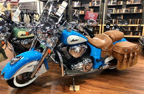 2018 Indian Chief® Vintage ABS in Saint Clairsville, Ohio - Photo 2
