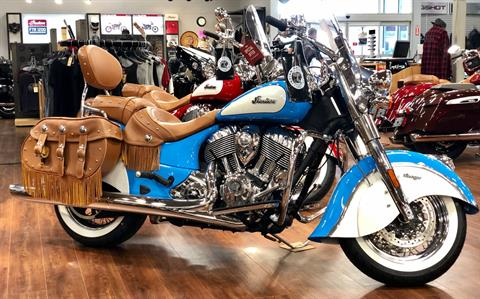 2018 Indian Chief® Vintage ABS in Saint Clairsville, Ohio - Photo 1