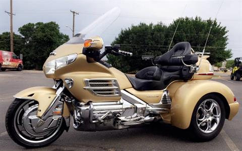 2006 Honda Gold Wing® Premium Audio in Stillwater, Oklahoma