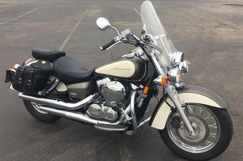 2009 Honda Shadow Aero® in Stillwater, Oklahoma