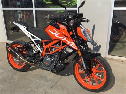2017 KTM 390 Duke in Stillwater, Oklahoma - Photo 1
