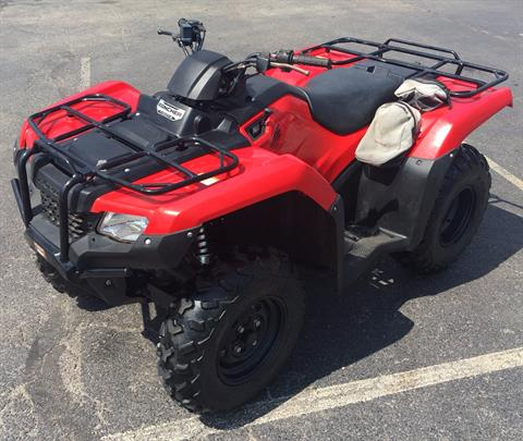 2014 Honda FourTrax® Rancher® 4x4 in Stillwater, Oklahoma