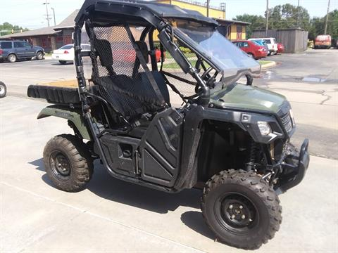 2015 Honda Pioneer™ 500 in Stillwater, Oklahoma - Photo 1