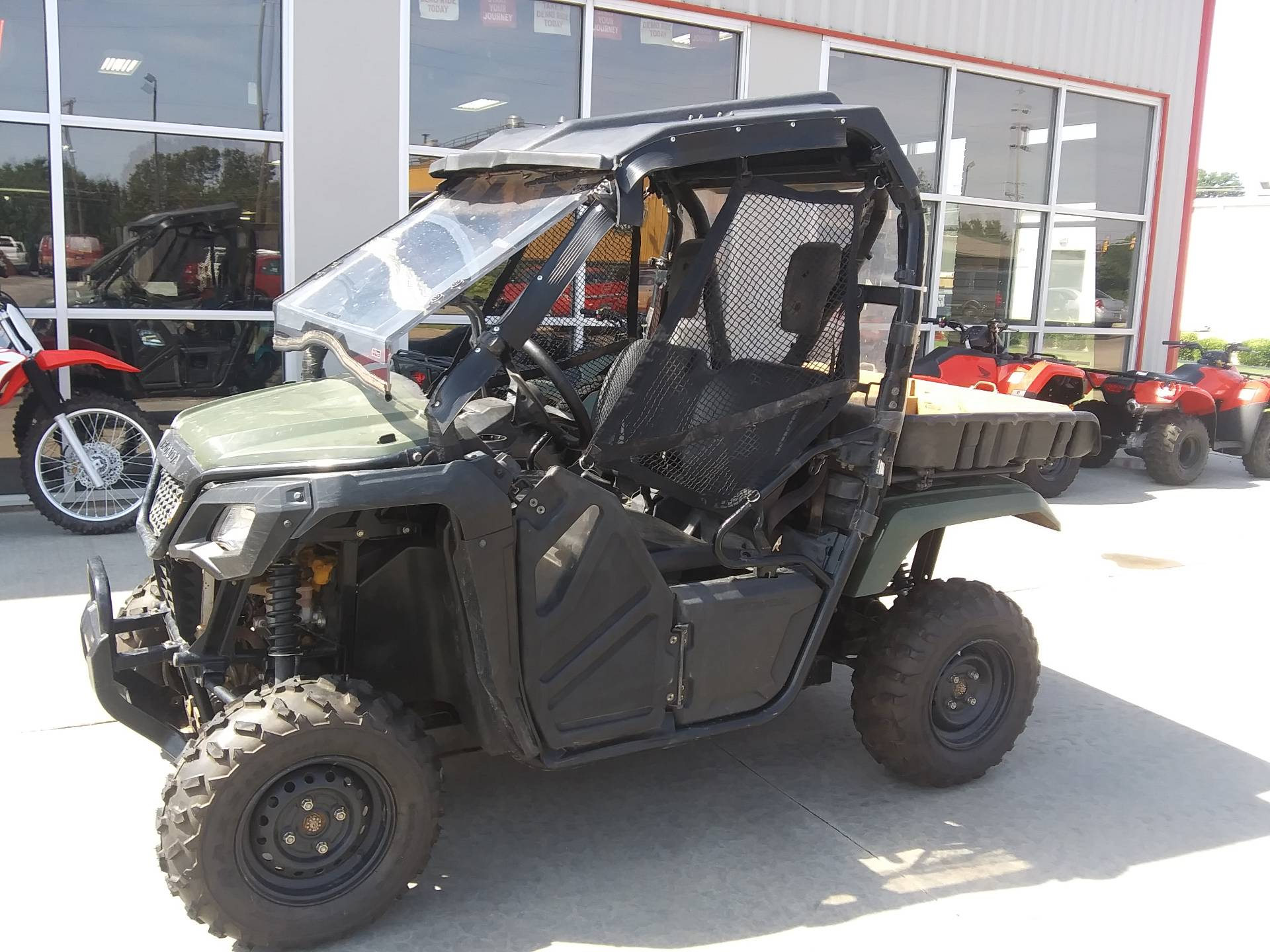 2015 Honda Pioneer™ 500 in Stillwater, Oklahoma - Photo 3