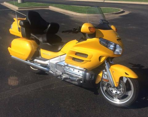 2010 Honda Gold Wing® Navi XM in Stillwater, Oklahoma