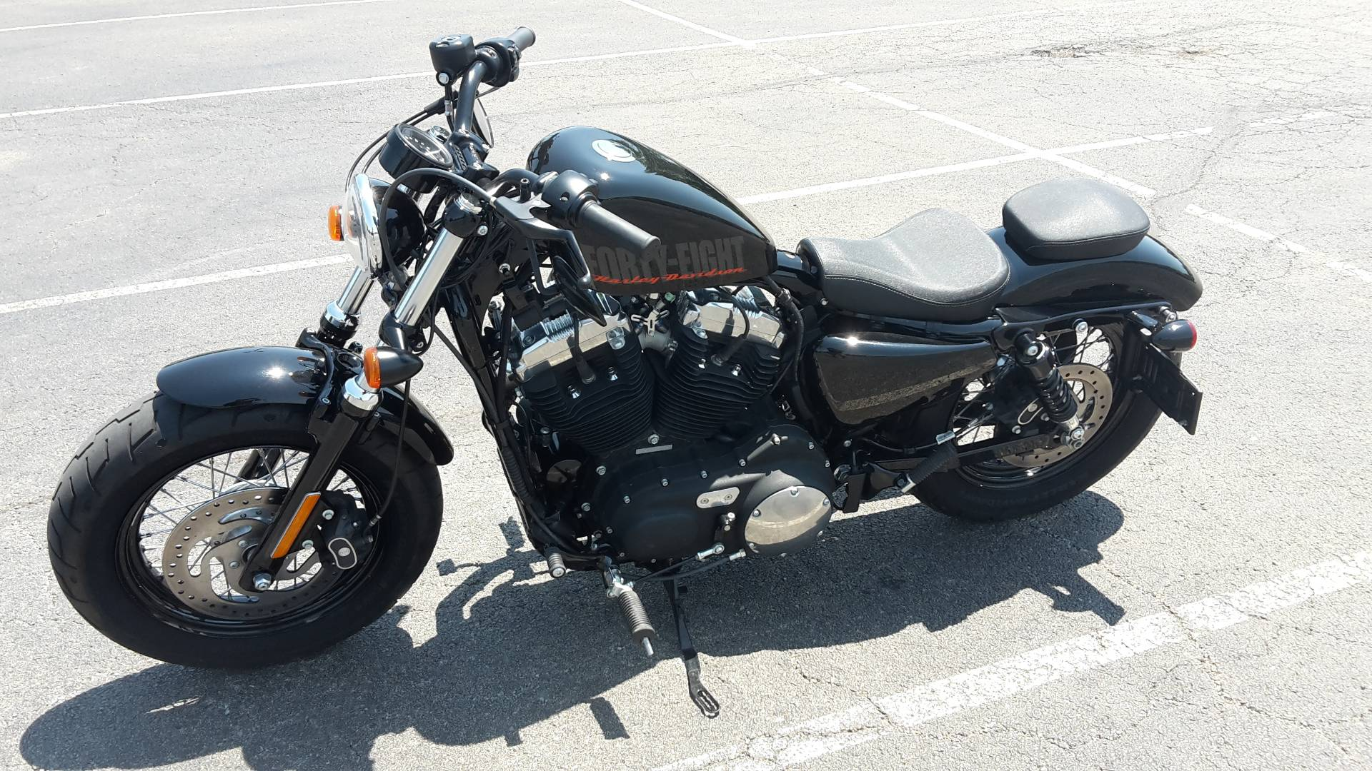 Used 2014 Harley-Davidson Sportster® Forty-Eight® Motorcycles in ...