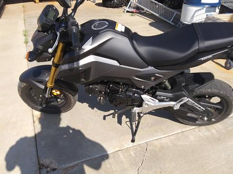 2018 Honda Grom in Stillwater, Oklahoma - Photo 3