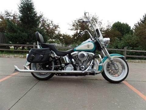 1996 Harley-Davidson Fat Boy in Davenport, Iowa