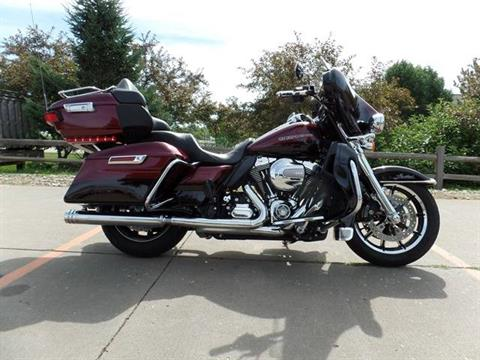 2015 Harley-Davidson Ultra Limited Low in Davenport, Iowa